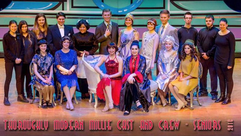 Modern Millie Cast