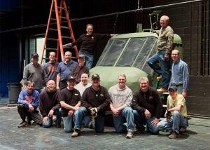 Set Build Crew