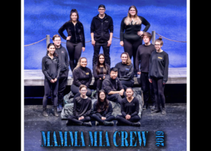 Mama Mia Crew