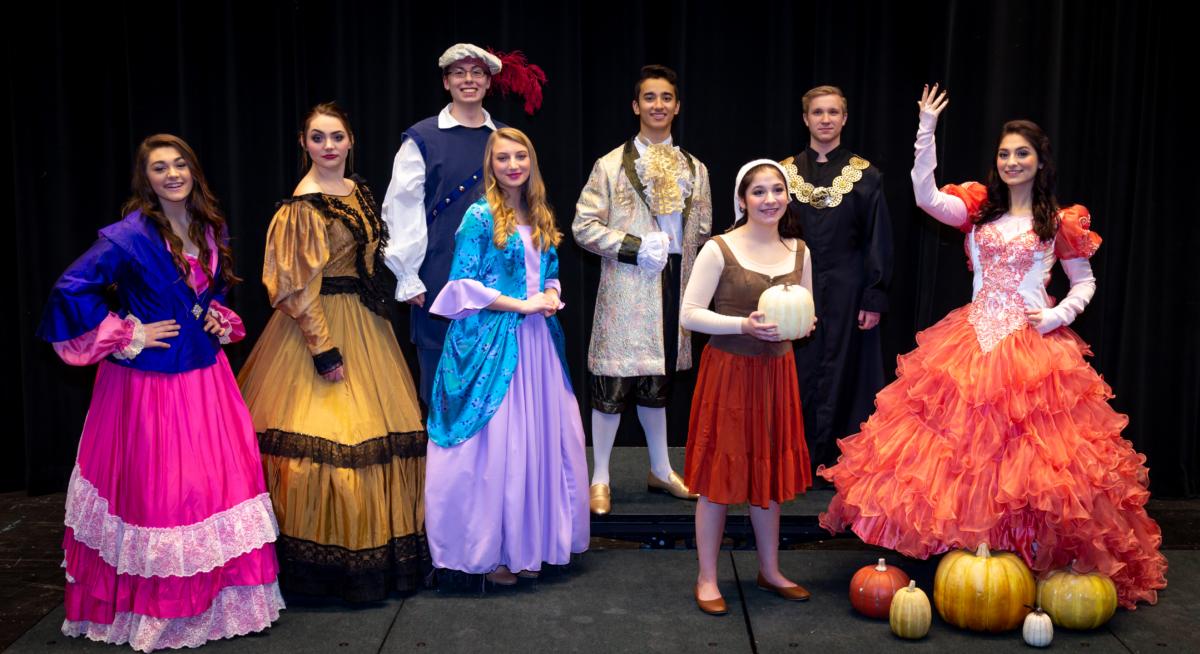Cinderella Presentation
